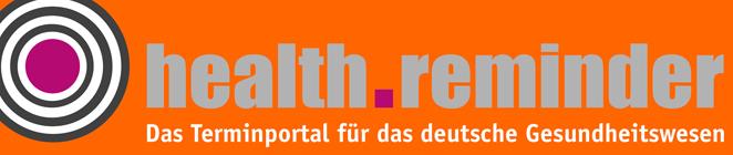 health reminder - das Presse- und Terminportal für das deutsche Gesundheitswesen