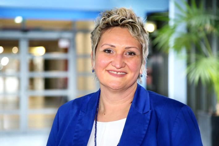 Annette Hofmann ist neue Pflegedirektorin an der BG Klinik Ludwigshafen