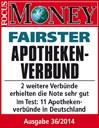 """FOCUS-MONEY zeichnet LINDA Apotheken erneut als """"fairsten Apothekenverbund"""" aus"""