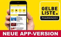Gelbe Liste Pharmindex App mit neuen Funktionen