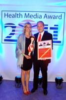 Hausengel GmbH erhält Health Media Award für Bestleistung in der Gesundheitskommunikation