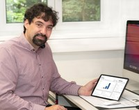 Prof. Stephan Jonas leitet das neu gegründete Institut für Medizininformatik am Universitätsklinikum Bonn