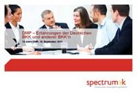 DMP – Erfahrungen der Deutschen BKK und anderer BKK'n