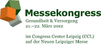 2. Messekongress der Gesundheitsforen Leipzig