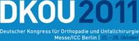 Deutscher Kongress für Orthopädie und Unfallchirurgie DKOU 2011