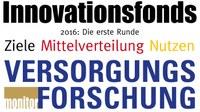 Innovationsfonds 2016: Die erste Runde