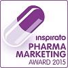 inspirato PHARMA MARKETING AWARD 2015