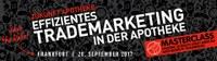 """Masterclass """"Effizientes Trademarketing in der Apotheke"""""""