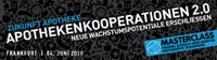 Masterclass: Zukunft Apotheke - Apothekenkooperationen 2.0